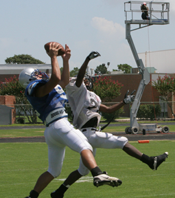 Picture of Football catch